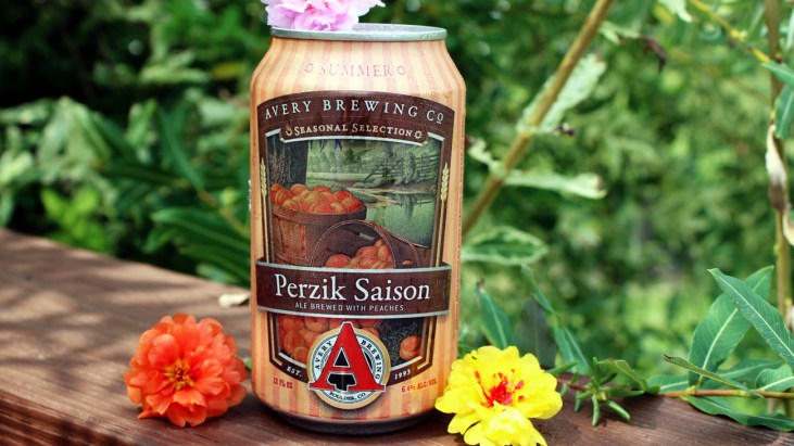 Steph's New Brew Review: Perzik Saison