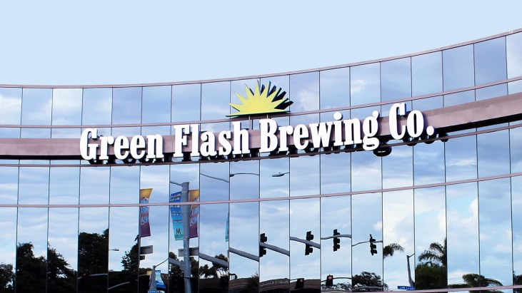 Taste Enligtenment at Green Flash Brewing