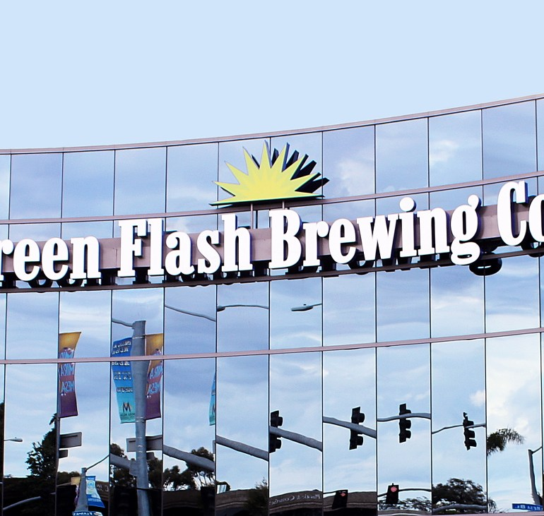 Taste Enligtenment at Green Flash Brewing