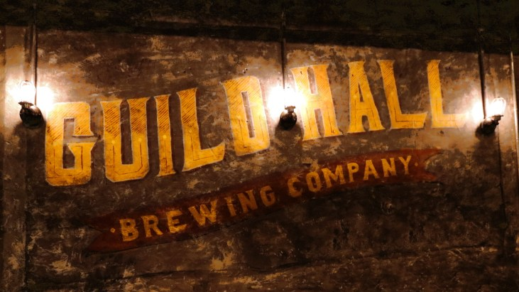 Sending Off Guild Hall Brewing Company
