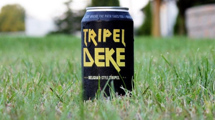 Steph's New Brew Review: Tripel Deke