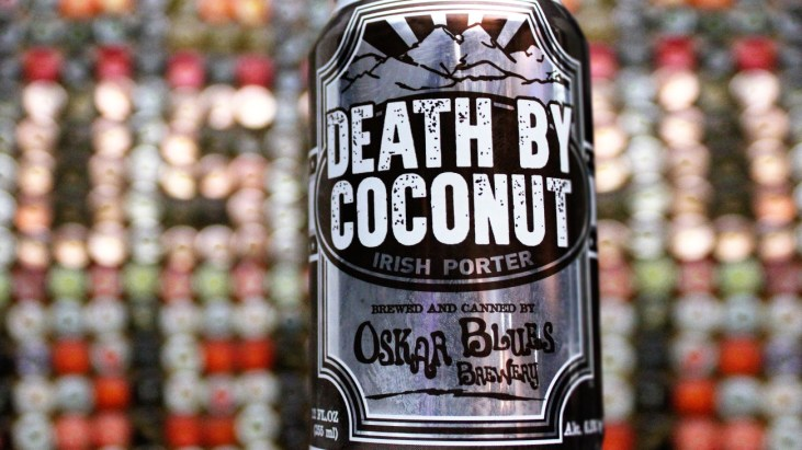 Steph's New Brew Review: Death By Coconut