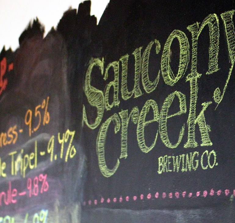 Episode 77: Saucony Creek Brewing or, Action Toasty Select All