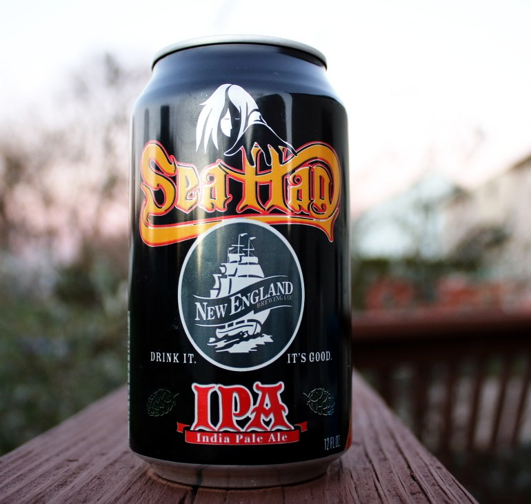 Steph's New Brew Review: Sea Hag