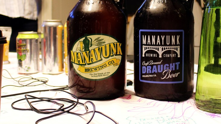Episode 87: Manayunk Brewing Company (or I Hope These Are Still Pickles)