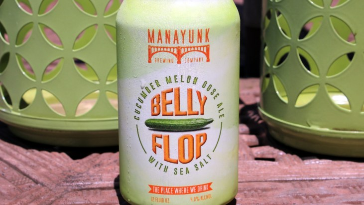 Steph's New Brew Review: Belly Flop