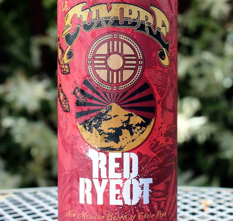 Steph's New Brew Review: Red Ryeot