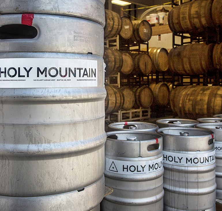 A Divine Experience at Holy Mountain Brewing