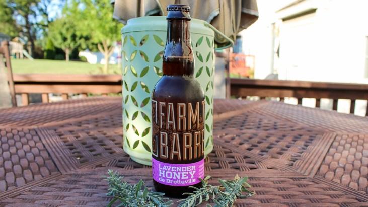 Steph's New Brew Review: Lavender Honey de Brettaville