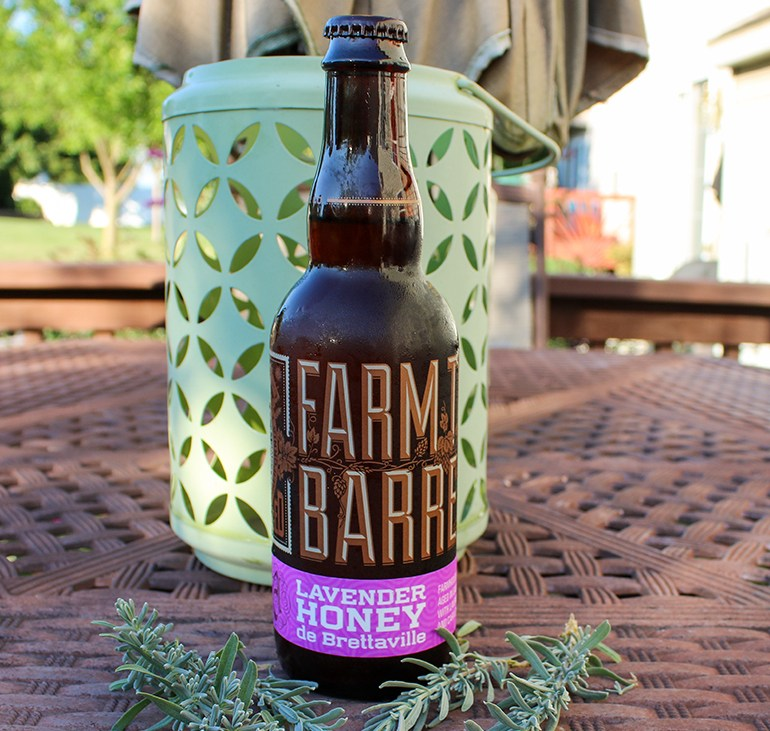 Steph's New Brew Review: Lavender Honey de Brettaville