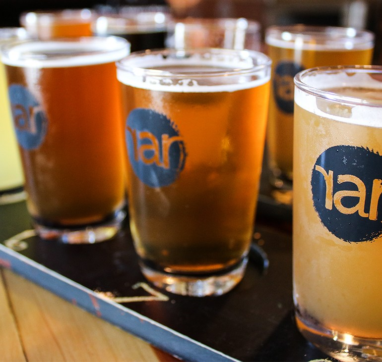 "Celebrating ""Real Ale Revival"" at RAR Brewing"