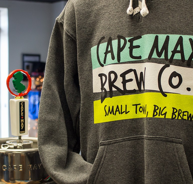 Episode 106: Cape May Brewing (or You Get a Beer, and You Get a Beer!)