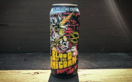 Steph's New Brew Review: Blood of the Unicorn