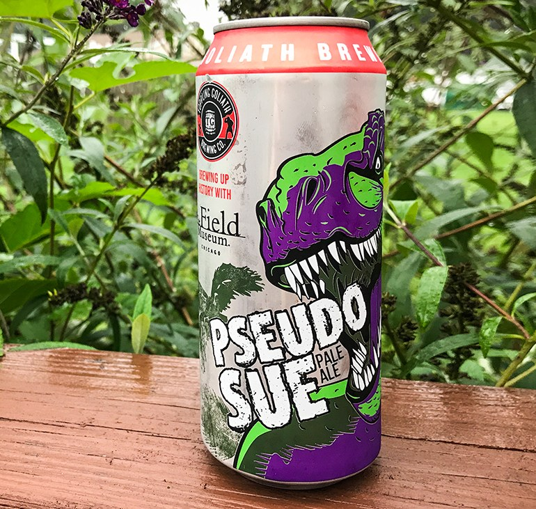Steph's New Brew Review: PseudoSue