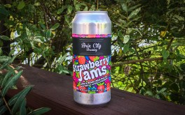Steph's New Brew Review: Strawberry Jams