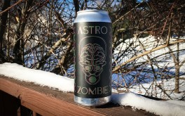 Steph's New Brew Review: Astro Zombie
