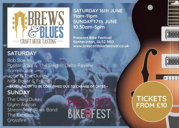 Brews & Blues new