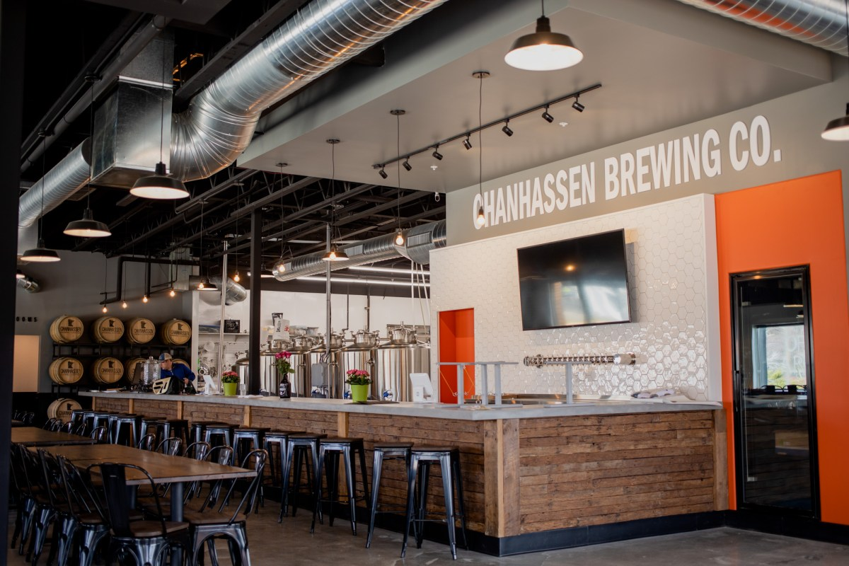 Chanhassen Brewing Company's taproom opens on April 15 • Photo by Jordan Wipf