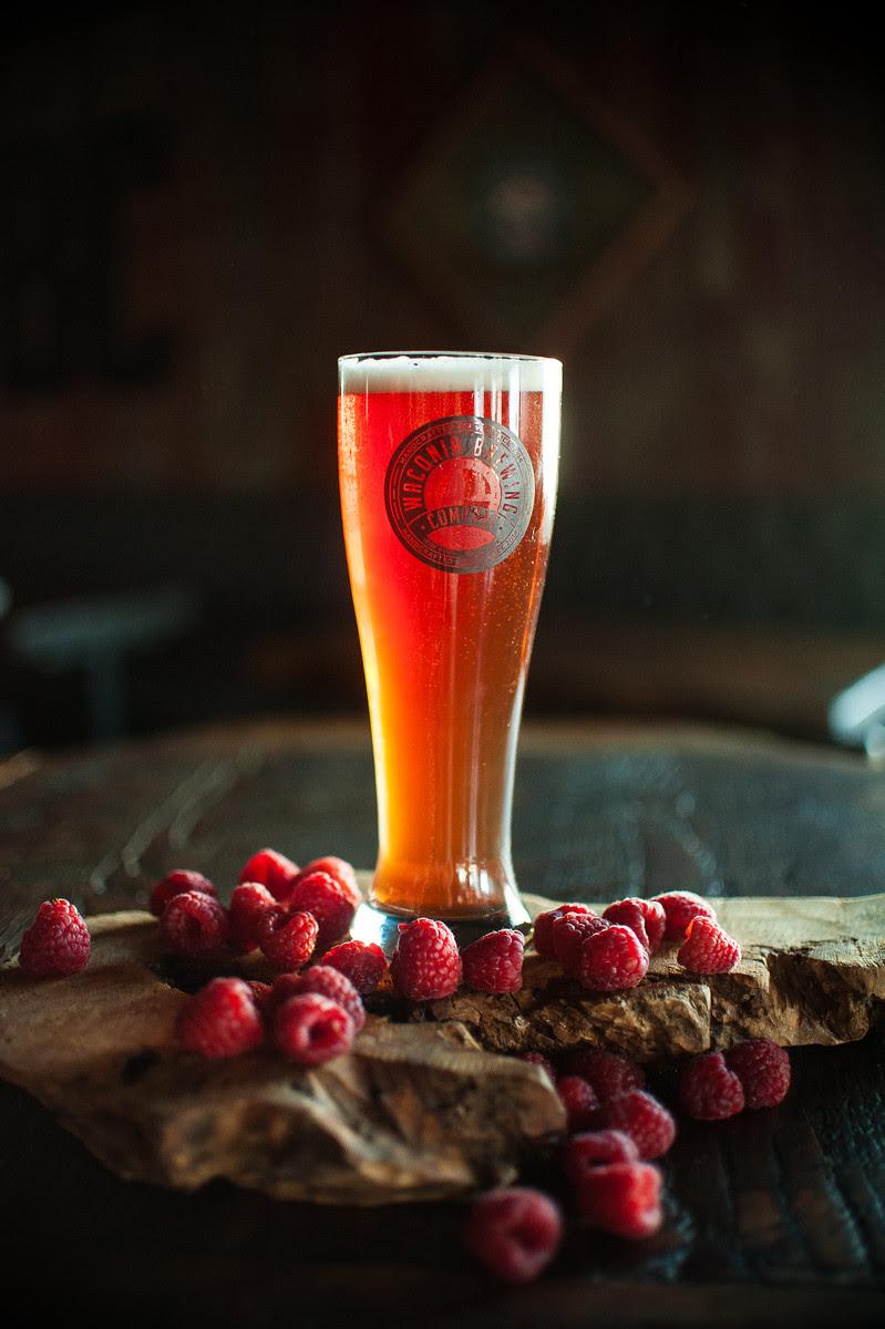 Waconia Raspberry Blonde • Photo via Waconia Brewing Company