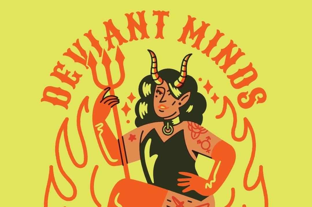 Deviant Mind Paloma-style Gose • Illustration via Deviant Minds