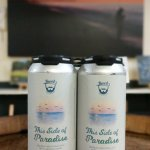 Two Cans of This Side of Paradise, Double India Pale Ale with Azacca Hops