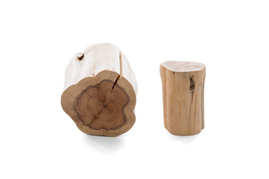 Urn boomstam hout urn hout natuurlijk print persoonlijk uitvaart asbestemming print Beerenberg