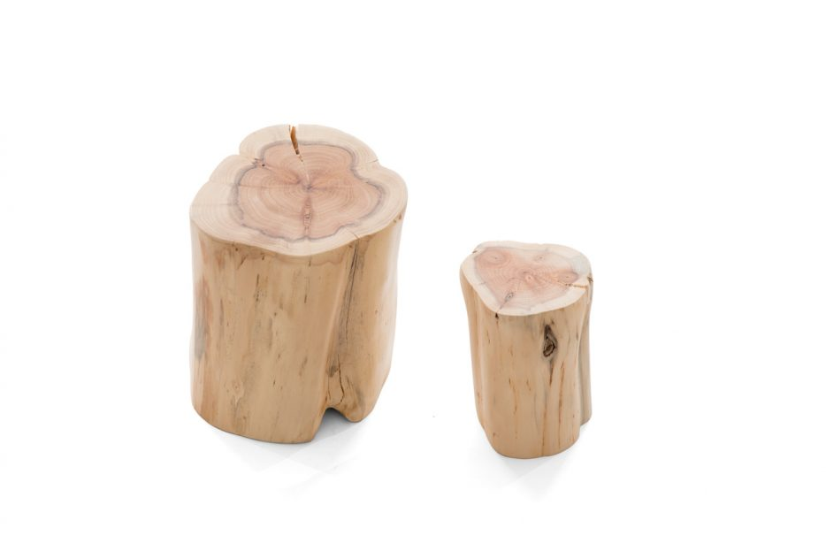 Urn boomstam urn hout natuurlijk print persoonlijk uitvaart asbestemming print Beerenberg