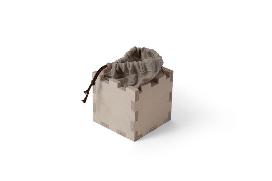 Urn kubus hout beerenberg stap 10