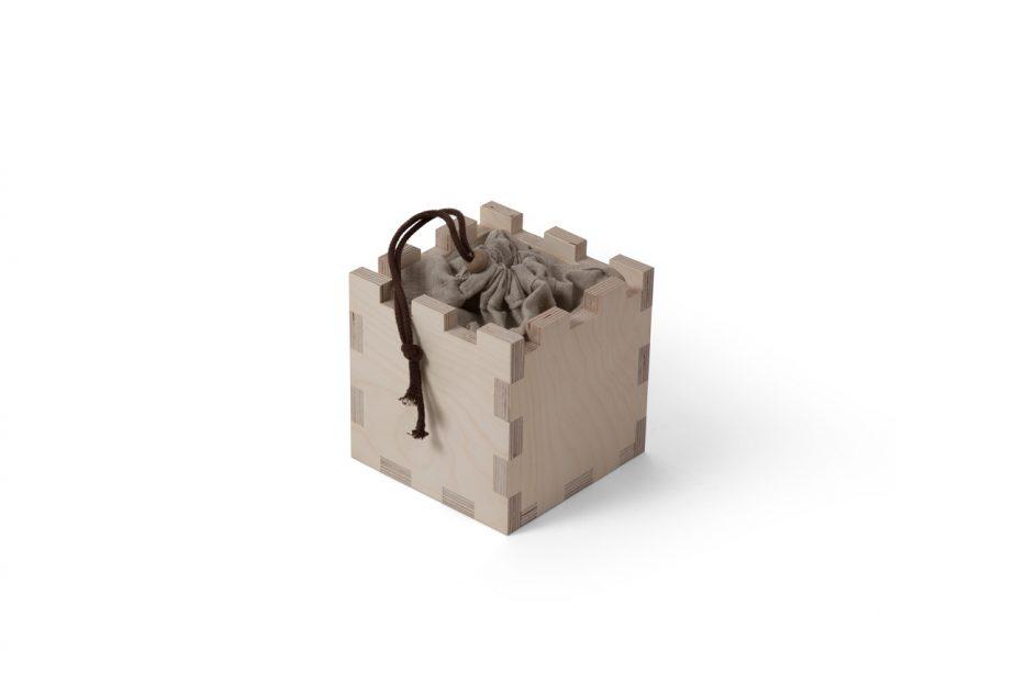 urn hout natuurlijk print persoonlijk uitvaart asbestemming print Beerenberg kubus stap 14
