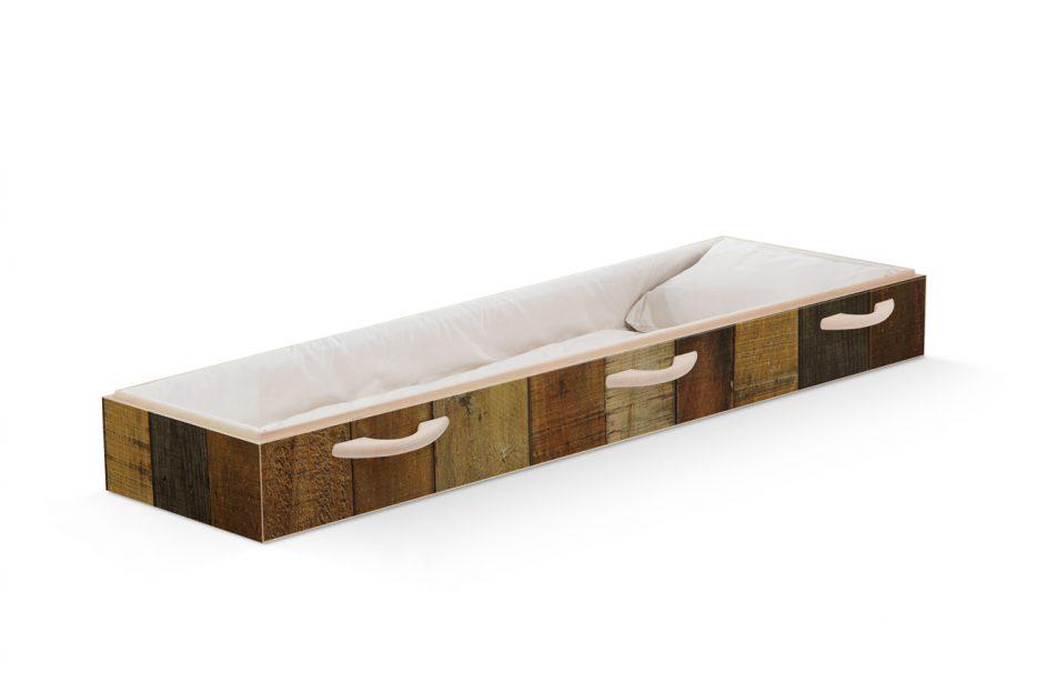 Doodskist bijzonder, oud hout, persoonlijk grafkist, uitvaartkist Beerenberg
