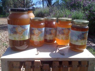 Heidi Honey Hurstbridge - Raw Australian Honey