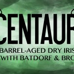 Monday Night announces Centaur | A whiskey barrel-aged Dry Irish Stout conditioned with coffee