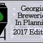 New Georgia Breweries 2017