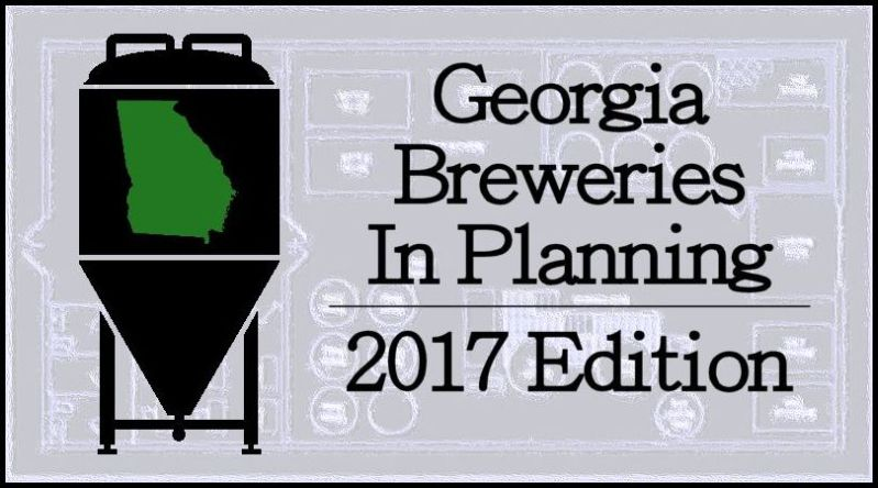 New Georgia Breweries 2017