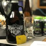 Torched Hop Growler