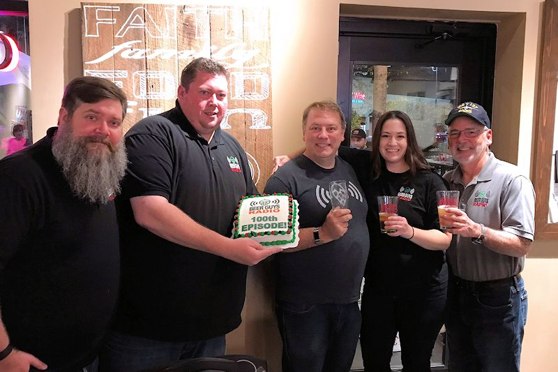 Beer Guys Radio 100