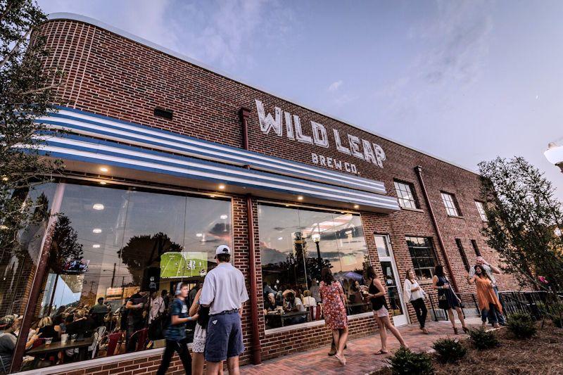 Wild Leap Brew Co.