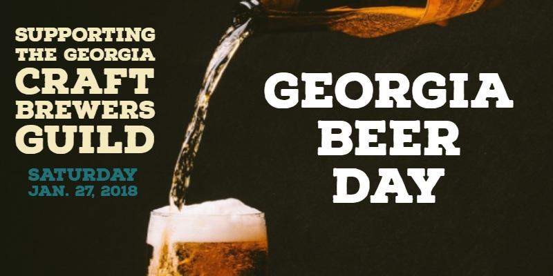 Georgia Beer Day