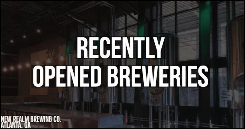 New Georgia Breweries