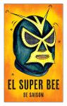 Four Corners El Super Bee de Saison Label