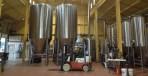 Revolver's Two New 120 Barrel Fermentation Tanks