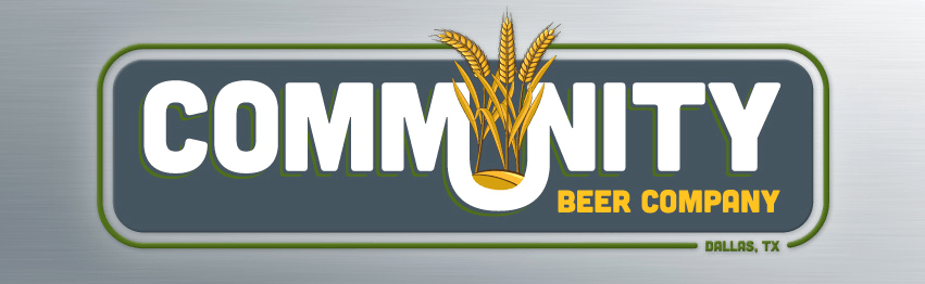 Community Beer Company Logo [Featured]
