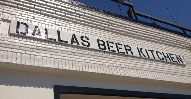 Dallas Beer Kitchen Logo