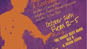 Martin House Boo-ery Tour Oct26 Purple