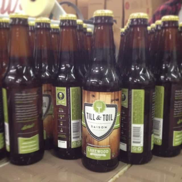 Lakewood's Till & Toil, Community Public Ale hitting store shelves in six-pack form