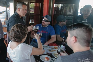 Zwanze Day 2015 Honolulu Real A Gastropub the discussion