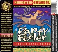 Midnight Sun Panty Peeler