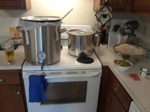 can i brew beer in my apartment