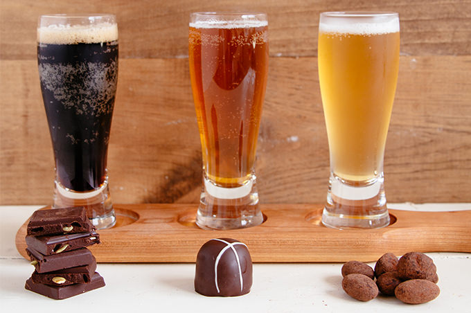 Beers And Chocolates