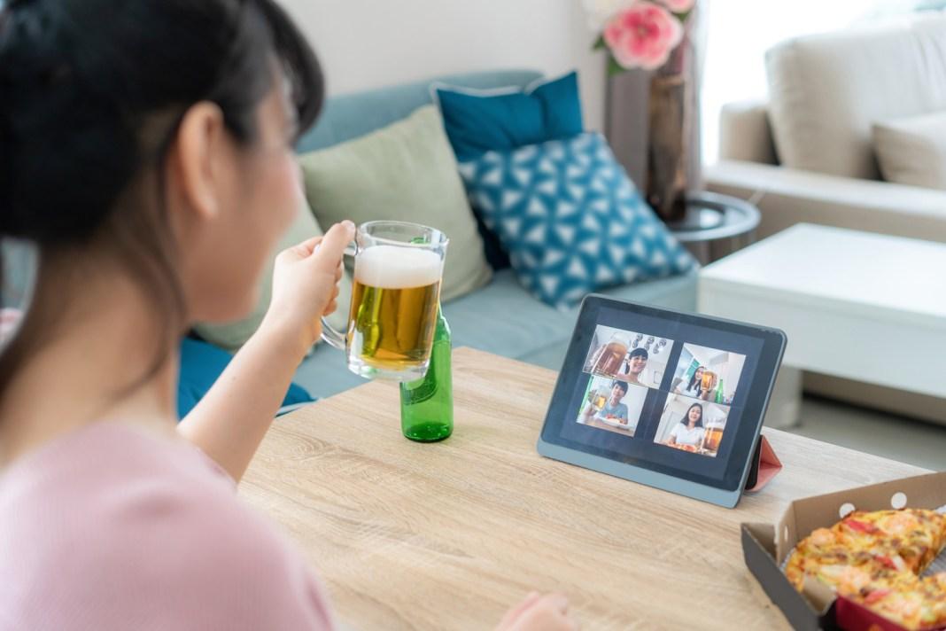 virtual beer games